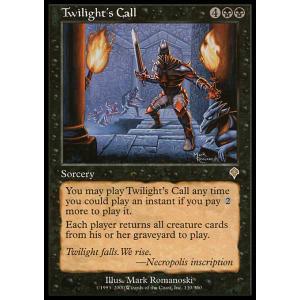 Twilight's Call