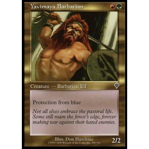 Yavimaya Barbarian