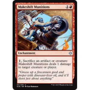 Makeshift Munitions