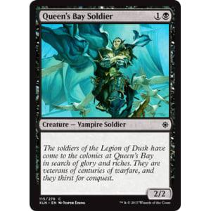 Queen's Bay Soldier