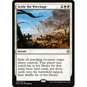 Settle the Wreckage