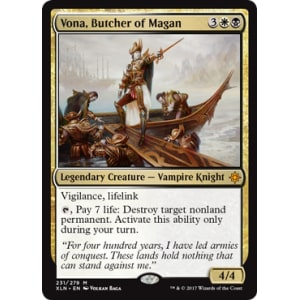 Vona, Butcher of Magan