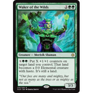 Waker of the Wilds