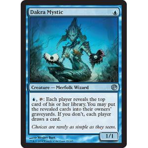 Dakra Mystic