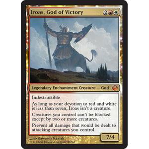 Iroas, God of Victory