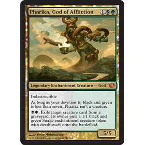 Pharika, God of Affliction