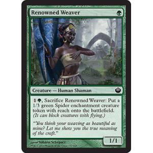 Renowned Weaver