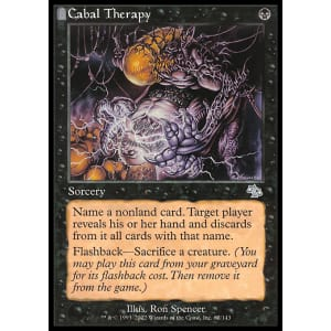 Cabal Therapy