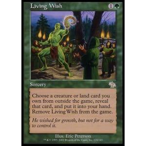 Living Wish
