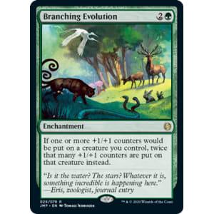 Branching Evolution