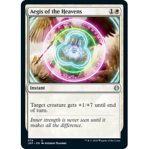 Aegis of the Heavens