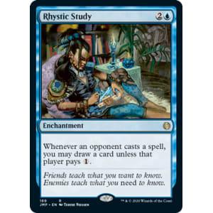 Rhystic Study