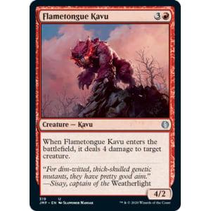 Flametongue Kavu