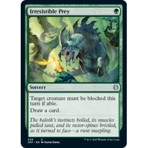 Irresistible Prey