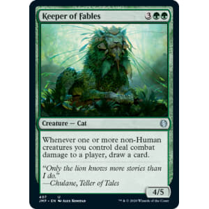 Keeper of Fables