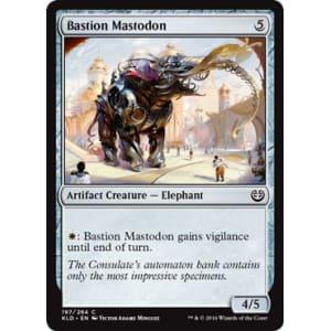 Bastion Mastodon