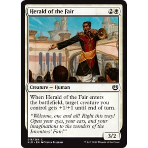 Herald of the Fair
