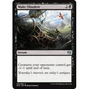 Make Obsolete