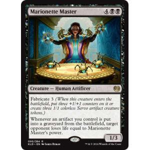 Marionette Master