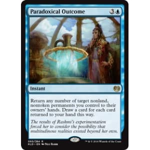 Paradoxical Outcome