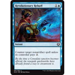 Revolutionary Rebuff