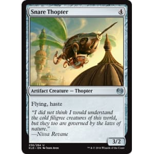 Snare Thopter