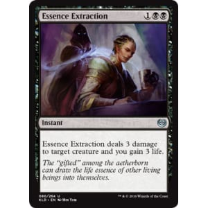 Essence Extraction