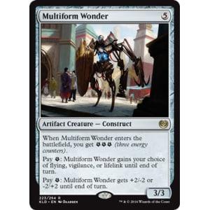 Multiform Wonder