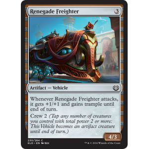 Renegade Freighter