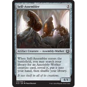 kaladesh Magic 4x selbstmontierer Self-assembler