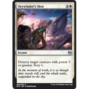 Skywhaler's Shot