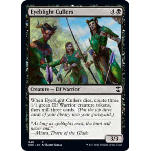Eyeblight Cullers