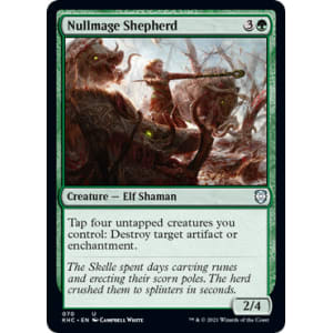 Nullmage Shepherd