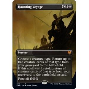 Haunting Voyage