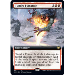 Tundra Fumarole
