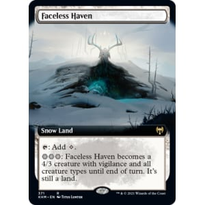 Faceless Haven