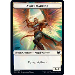 Angel Warrior (Token)