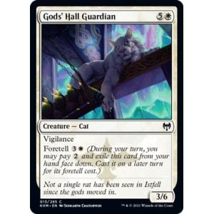 Gods' Hall Guardian