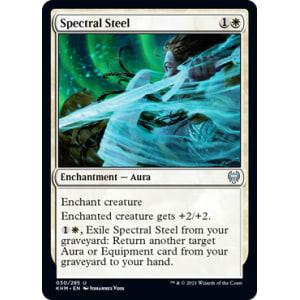 Spectral Steel