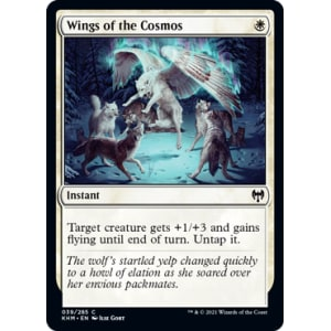 Wings of the Cosmos