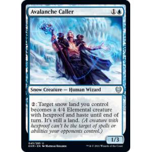 Avalanche Caller