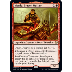 Magda, Brazen Outlaw