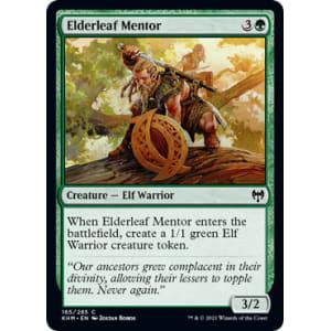 Elderleaf Mentor