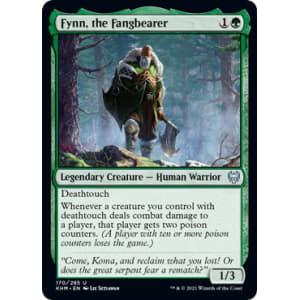 Fynn, the Fangbearer