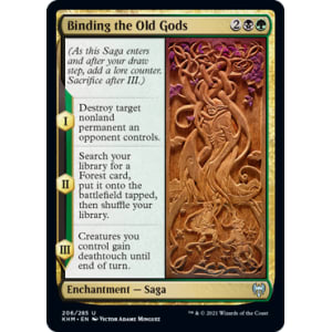 Binding the Old Gods