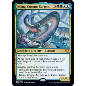 Koma, Cosmos Serpent