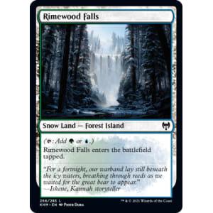 Rimewood Falls