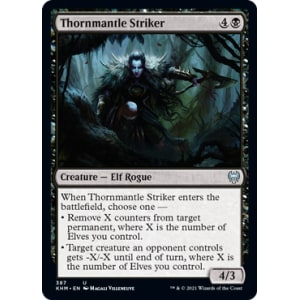 Thornmantle Striker