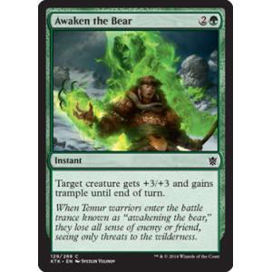 Awaken the Bear