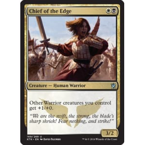 Chief of the Edge